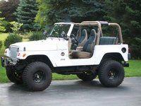 2 Door Jeep Wrangler Jeep Wrangler Sahara 1999 Jeep Wrangler