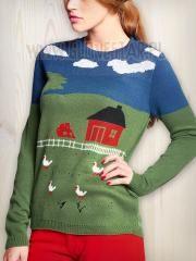 sweterek WIOSKA :: glovestar