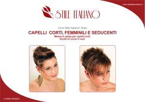 Scopri come fare una messa in piega a casa tua!! Per capelli corti con cresta o moderna! Clicca @ www.stileitalianoteam.it/shop/ #hair #hairstyle #capelli