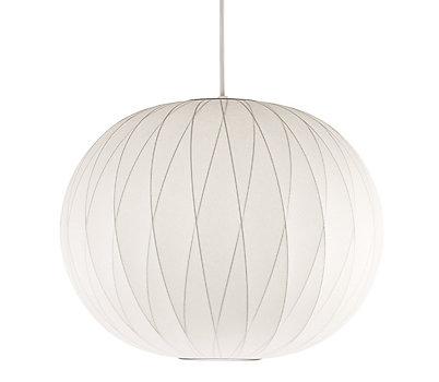 Nelson Ball Bubble Pendant Herman Miller Ceiling Lights Wall Lamp Design White Ceiling Light