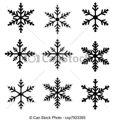 Dessin flocon neige recherche google ecole cycle 1 - Comment dessiner un flocon de neige facile ...
