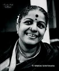 Image result for m s subbulakshmi photos