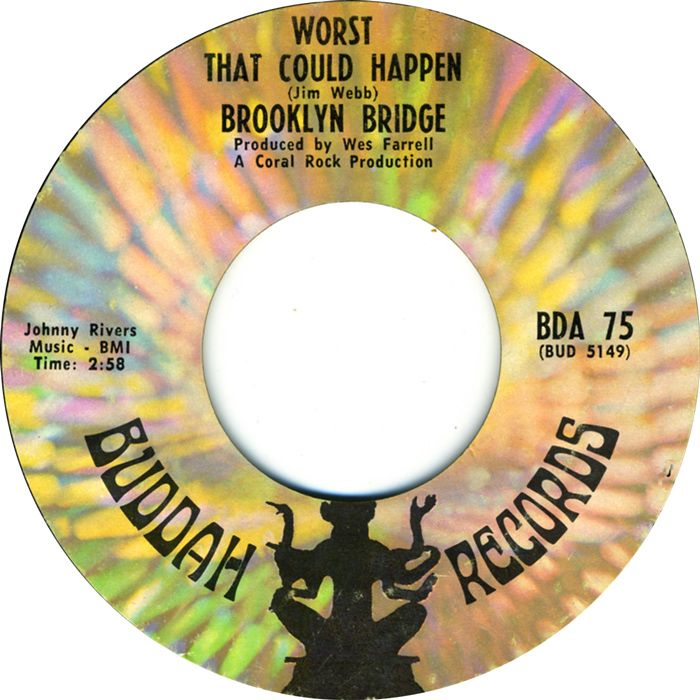 Worst That Could Happen Brooklyn Bridge 1969 Music Memories Songs Music Songs