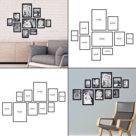 Bilderrahmen-Sets Basic Collection …