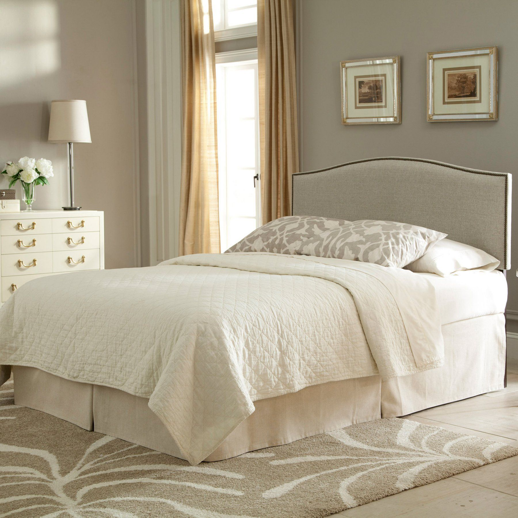 Best Fashion Bed Group Carlisle Adjustable Height Upholstered 400 x 300