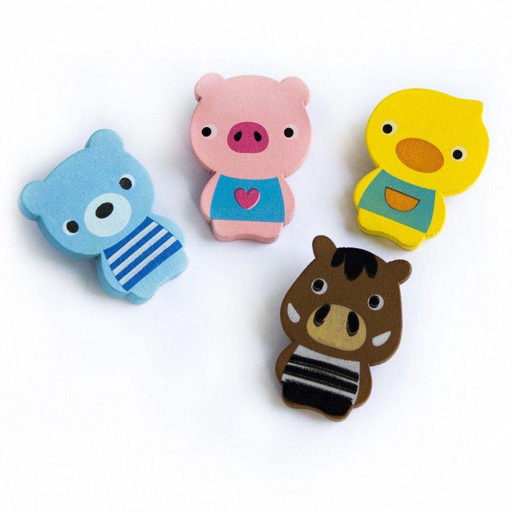 Cute Animals-1 - Brooch / Brooch Pin / Animal Pin Brooch