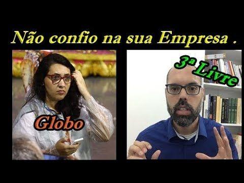 Repórter Globo Leva Fora De Allan Dos Santos Terça Livre