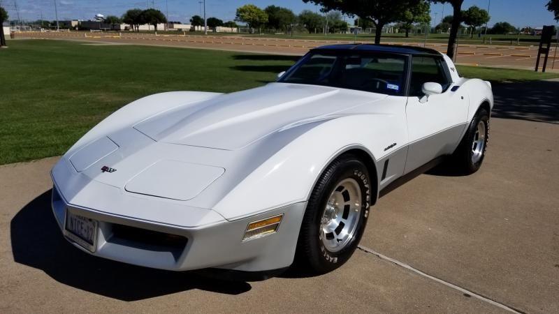 1982 Corvette For Sale >> 1982 Corvette T Top For Sale Texas Nice 82 Award Winner
