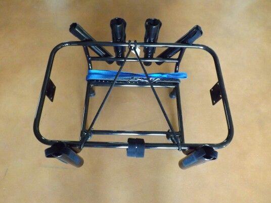Jet ski fishing rack with 6 rod holders jetski fishing for Jetski fishing rack