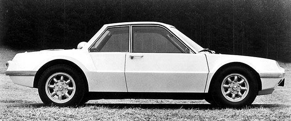 Leyland Group experimental car