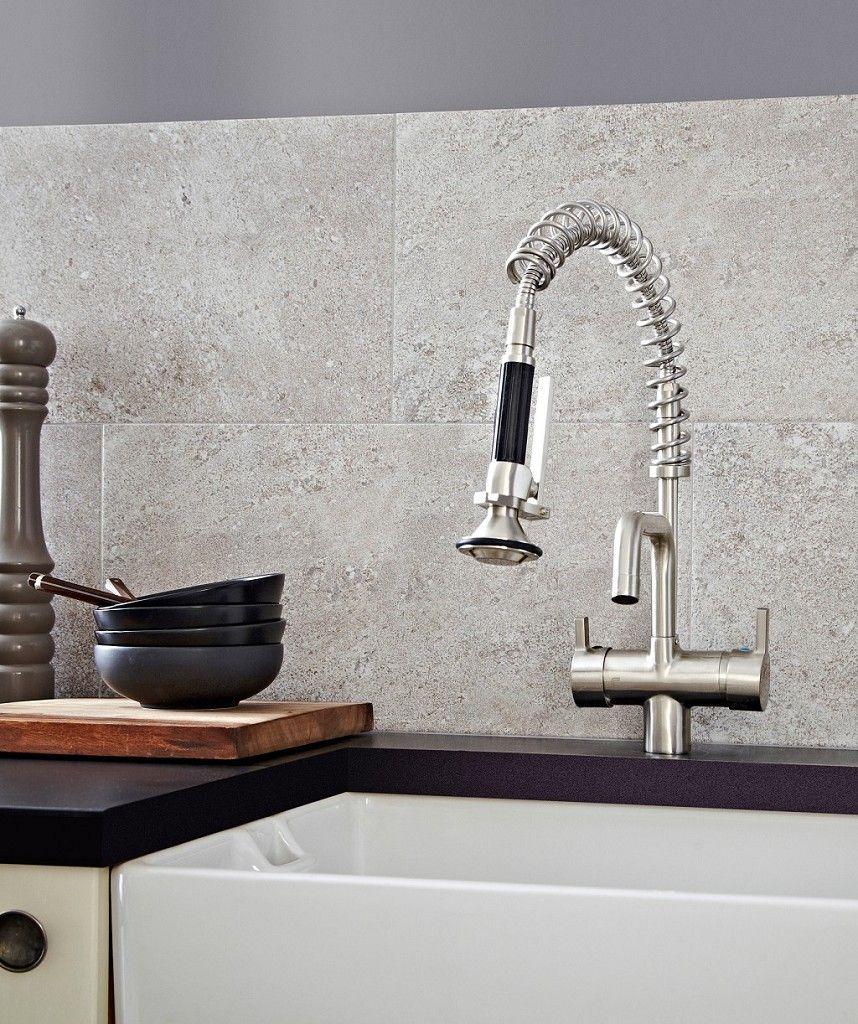 Pompeii Grey | Topps Tiles | Home Bathroom | Pinterest
