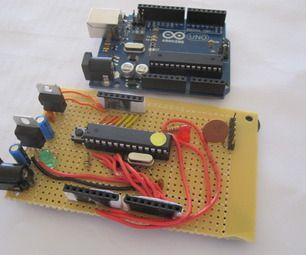 How to Make Your Own Arduino Board   Arduino, Arduino board and ...