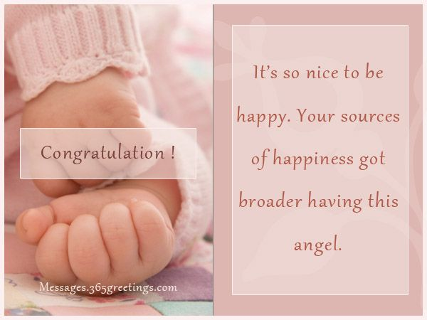 New born baby wishes and newborn baby congratulation messages new born baby wishes and newborn baby congratulation messages 365greetings m4hsunfo Image collections