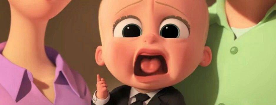 Boss baby by Thea on The Boss Baby
