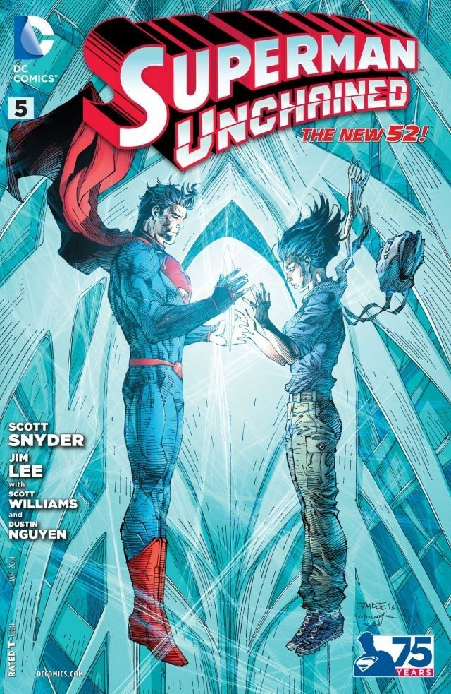 Superman Unchained (2013-) #5