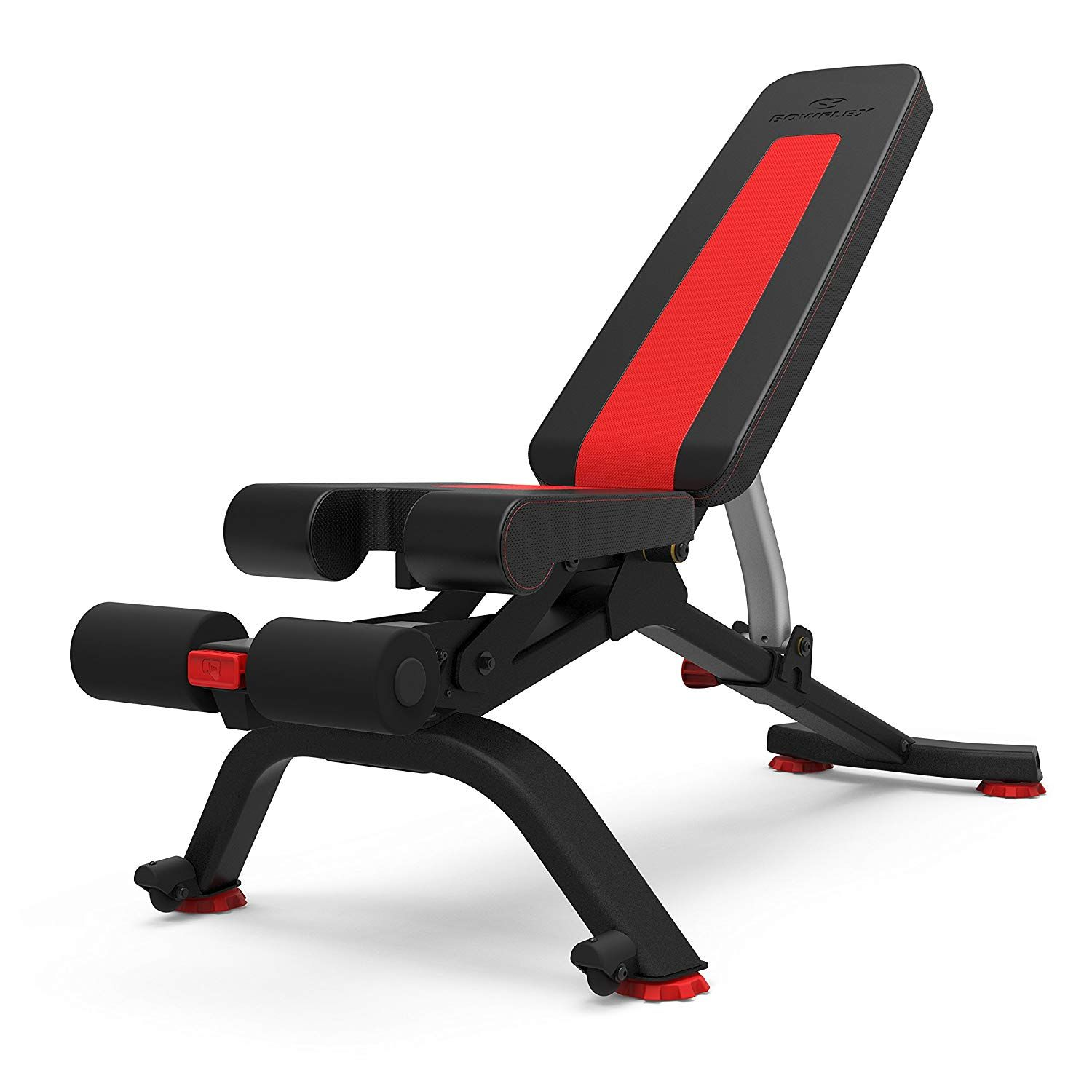 Weight Benches By Bowflex Rate 4 3 5 The Bowflex 5 1s Stowable Bench Is Our Top Of The Line Weight Bench Weight Benches Adjustable Weight Bench Bowflex
