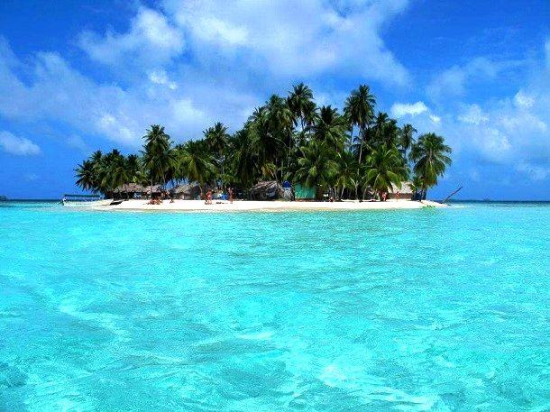 Caroline Islands Reise