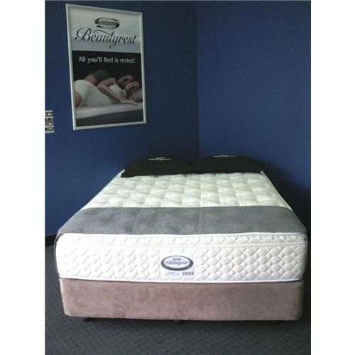 Simmons Beautyrest Westbury 5 Star Hotel Queen Bed Ensemble Bed