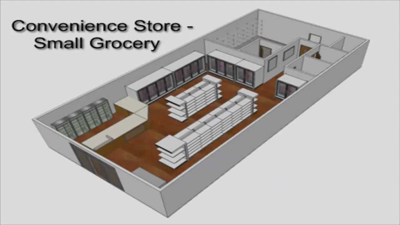 Starting a small grocery store