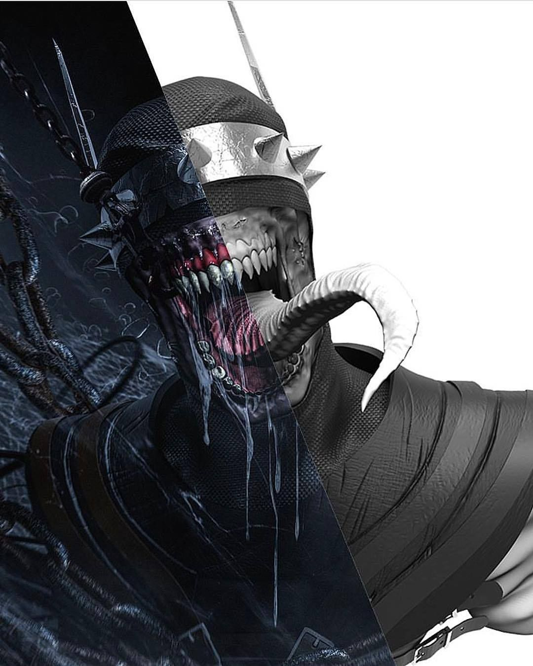 The Batman Who Laughs By The Amazing Bosslogic Download