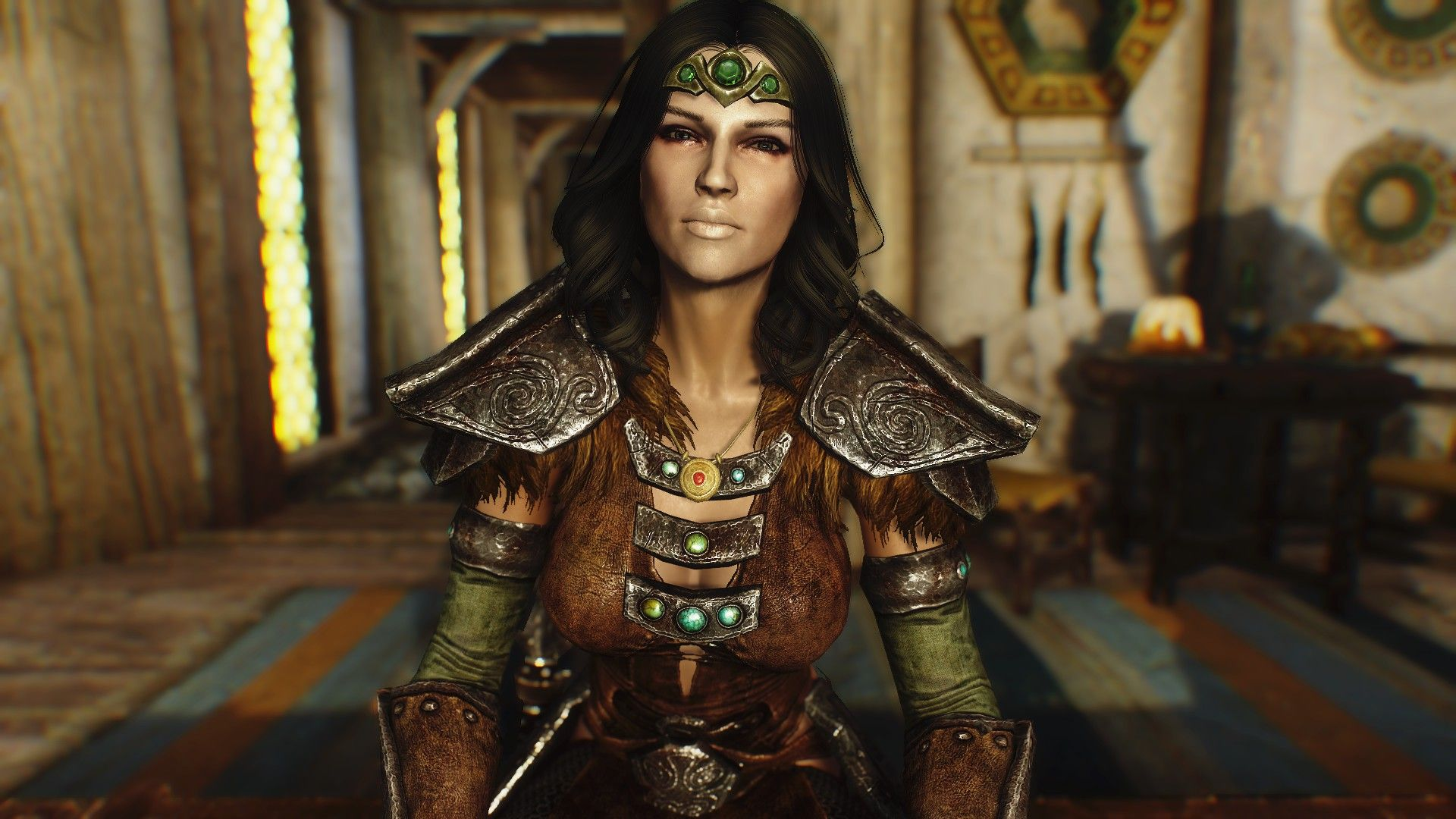Lydia, housecarl of Skyrim (mod) | Character inspiration