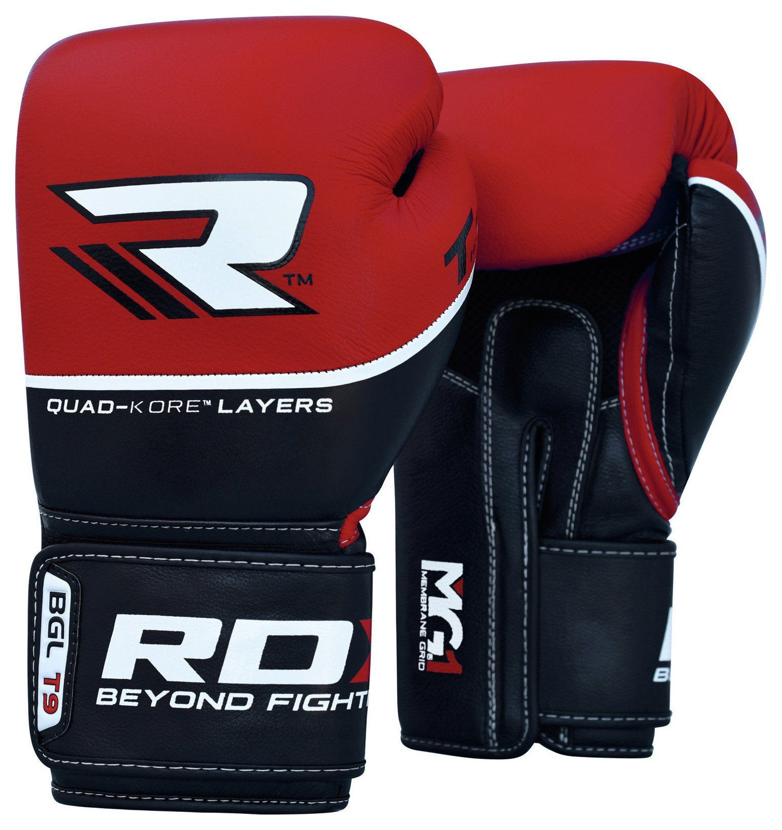 Buy Rdx Quad Kore 12oz Boxing Gloves Red Boxing Gloves In 2020 Heavy Punching Bag Bag Mitts