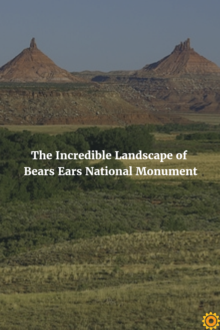 The Incredible Landscape Of Bears Ears National Monument The Incredibles Landscape Visit Utah