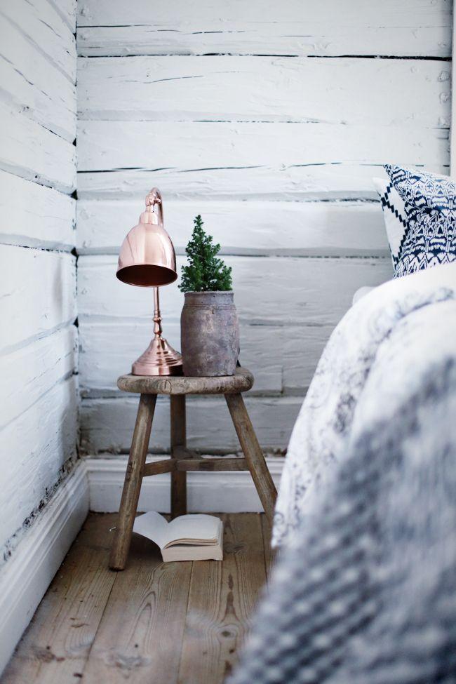 Hermosa casa nórdico vintage | Bedrooms, Interiors and House