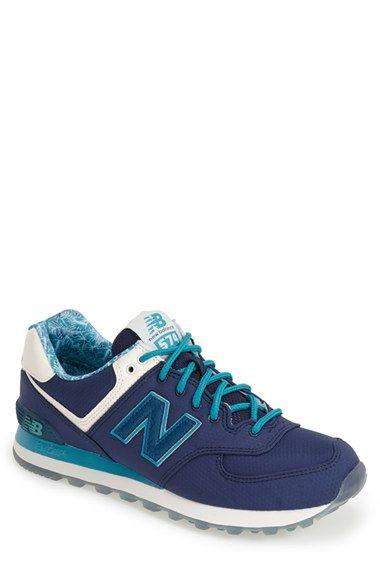 mens new balance 574 luau sneaker