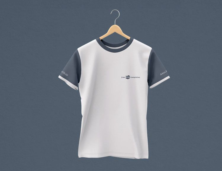 Download 125 Best Free T Shirt Mockups For 2021 Mockuptree Shirt Mockup Clothing Mockup Tshirt Mockup