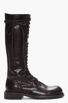 Boots men, Mens tall boots