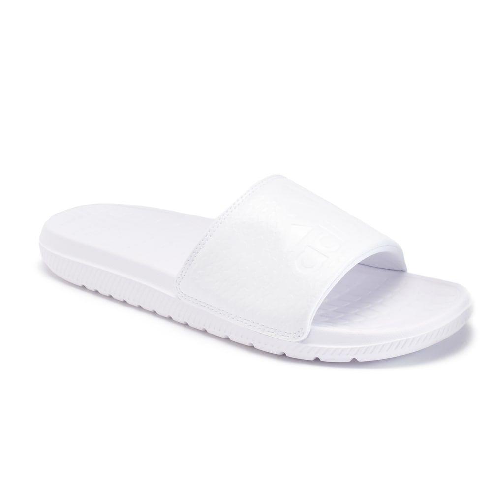 best loved 4f957 00653 Adidas Voloomix GR Men s Slide Sandals, Size  13, White