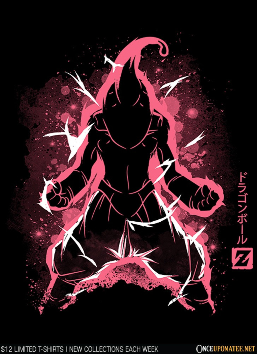 The Majin from Once Upon a Tee | Day of the Shirt