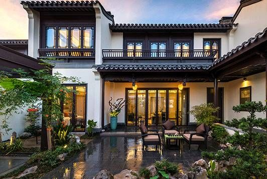 Chinese Architecture Chinesearchitecture Chinese Courtyard Houses Traditional Chinese House Chinese Courtyard Asian House