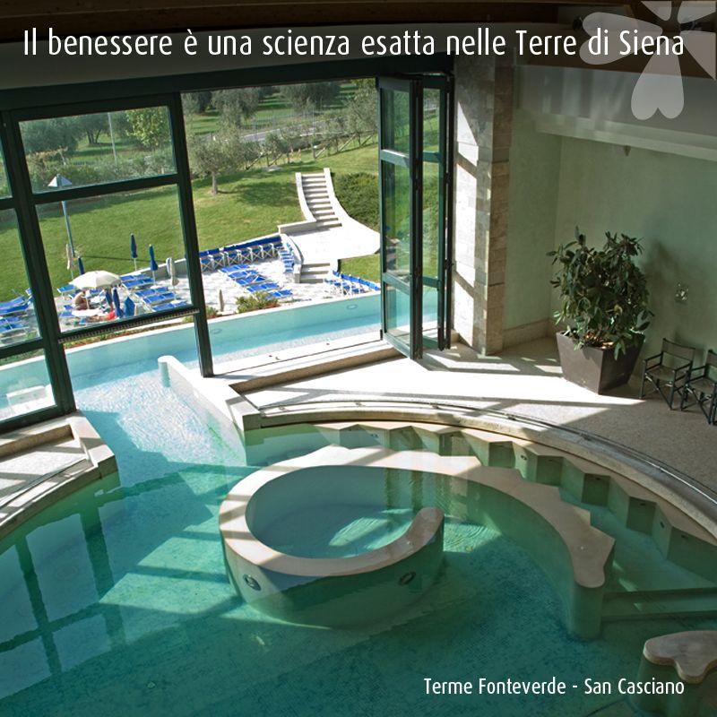 Terme di Fonteverde Le acque delle sorgenti di San Casciano dei ...