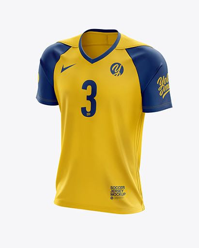Download Homeadult Mens Soccer Jersey (Half Side View) Jersey ...