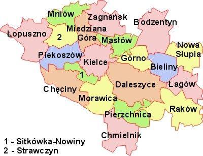 Lagow Swietokrzyskie Google Search Map
