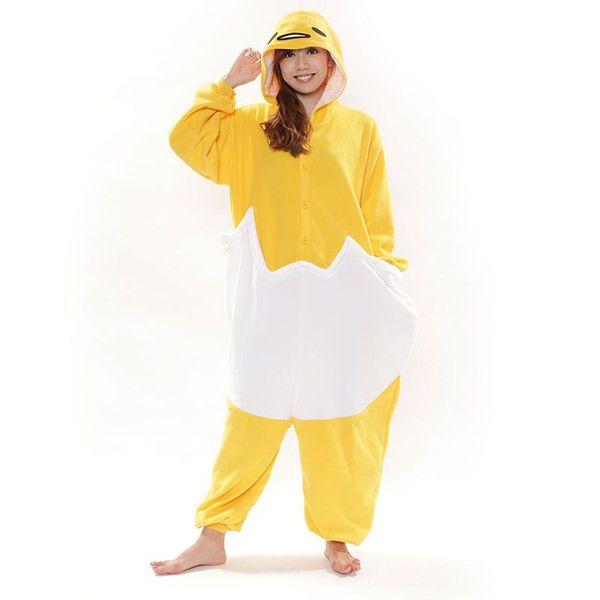 Sanrio Gudetama Cosplay Halloween Costume | eBay