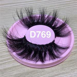 Photo of Source Wholesale Mink Lashes Individual Eshinee 25mm Eyelashes Package Box Priva…