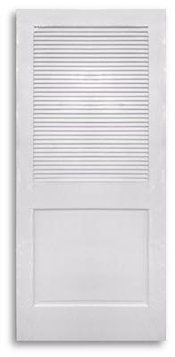 I Like Me A Half Louvered White Door It Reminds Me Of Back Home
