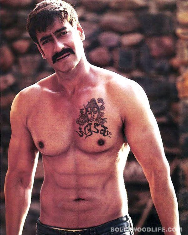 Shivaay movie tattoos follows ajay Devgan Fans - YouTube  |Ajay Devgan Shiva Tattoo Designs