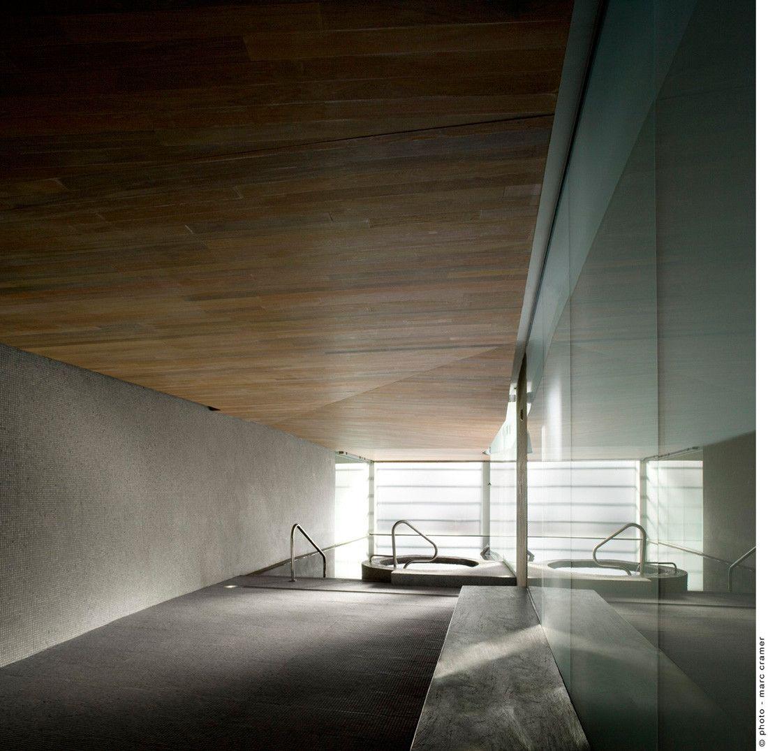 Gallery Of Scandinave Les Bains Vieux Saucier Perrotte Architectes 17 Architecture Architect Hotels Room