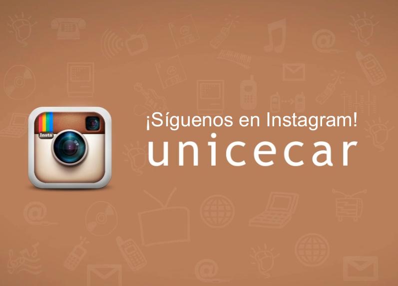 ¡Síguenos en #Instagram y vive enterado de un mundo de noticias! ¡Sigue el link! http://instagram.com/unicecar
