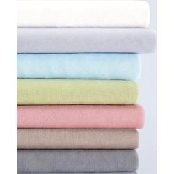 Photo of Bio-Feinjersey-Spannbetttuch Organic Cotton Schlafgut weiss Schlafgut