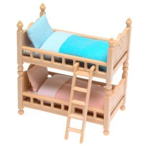Calico Critters Bunk Beds 10 With Images Cool Bedroom