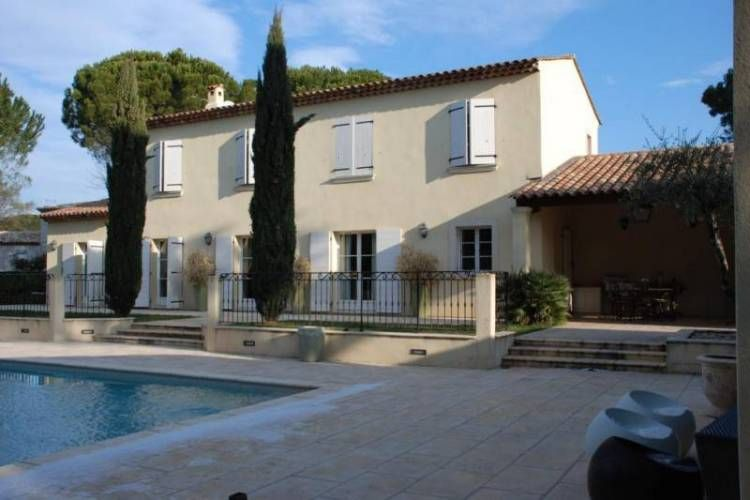 Magnifique Bastide La Motte Proche Du Golf 870 000 F A I Bien Immobilier Immobilier Bord De Mer