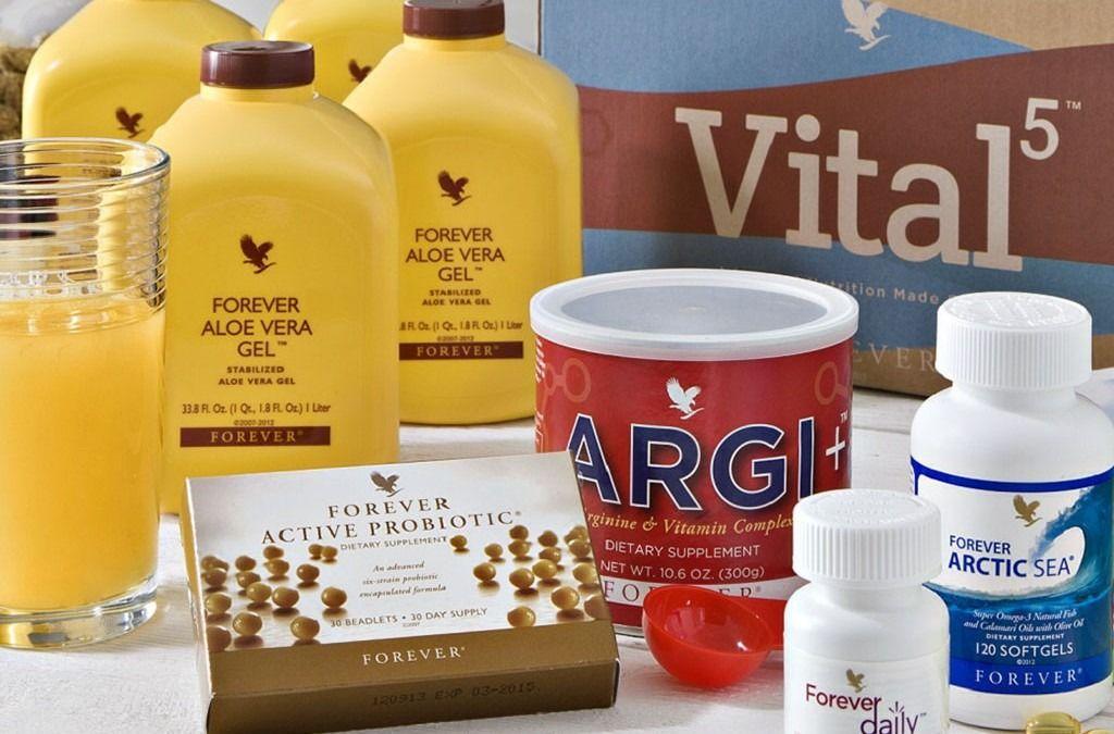Il kit Vital5 contiene 5 prodotti della gamma Forever, ritenuti essenziali poichè forniscono le basi per una sana alimentazione.http://www.benessere.pro/forever-living-vital-5-la-soluzione-per-una-sana-alimentazione-in-un-semplice-kit/