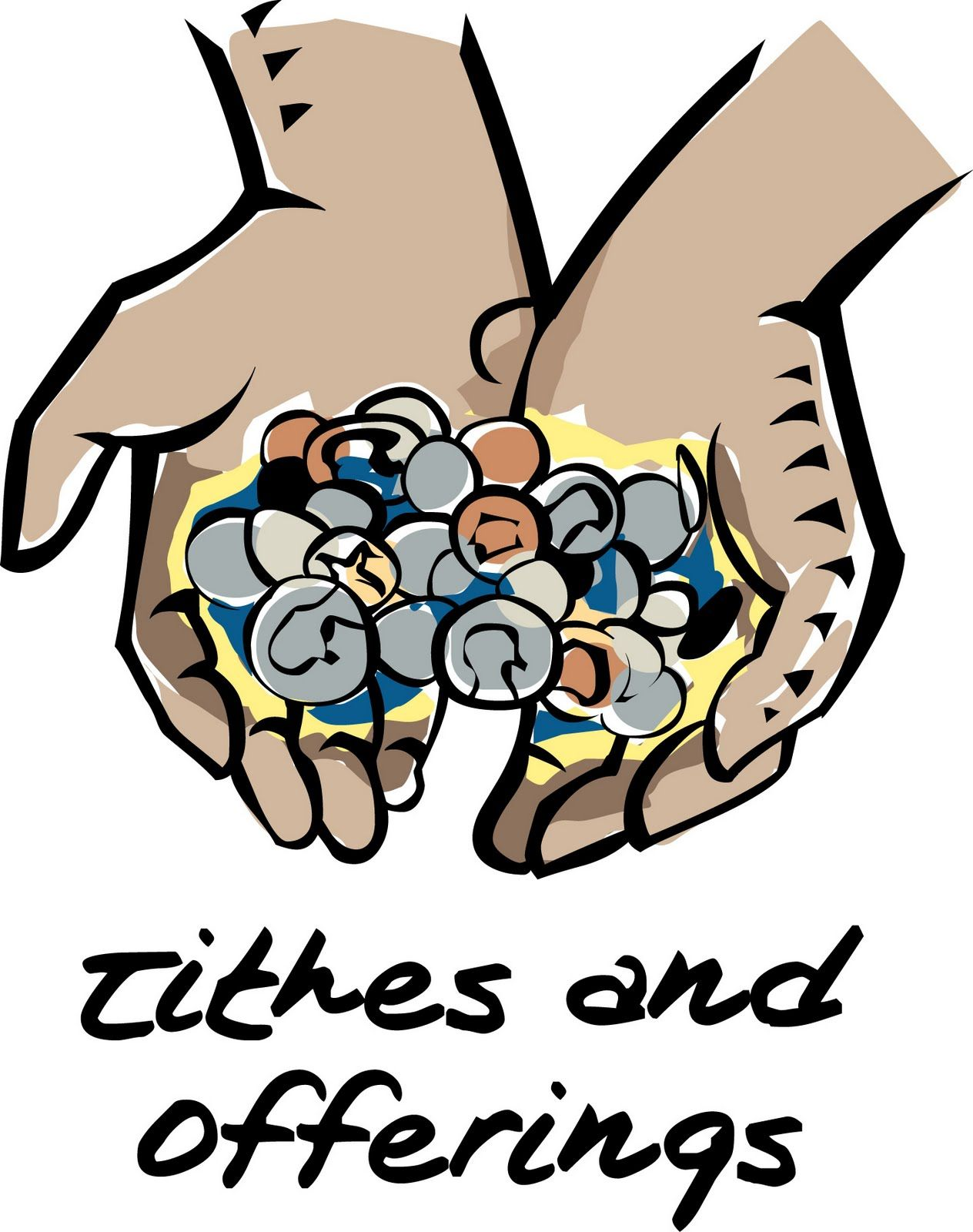 Clip Art Tithing Displaying 18 Images For Church Offerings