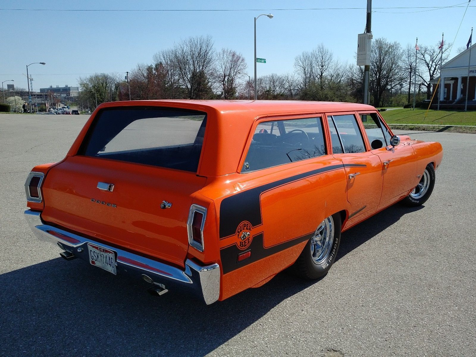 Big Ol\' Bee: 1970 Dodge Coronet Super Bee Wagon   Estates and ...