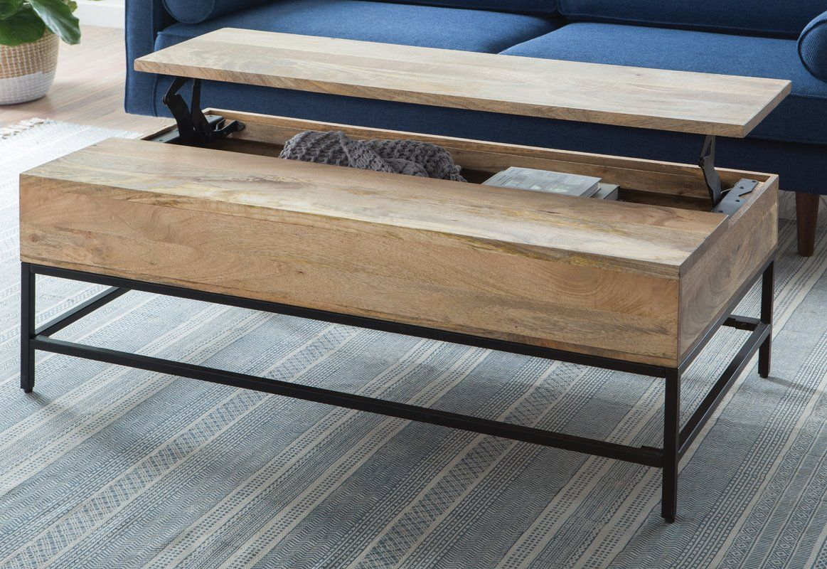 Lift top coffee table in my future home pinterest